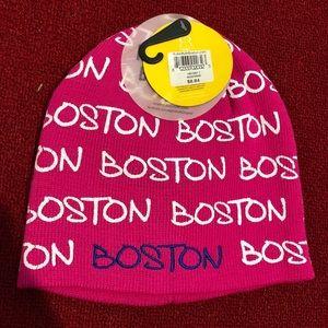 NEW Boston Beanie